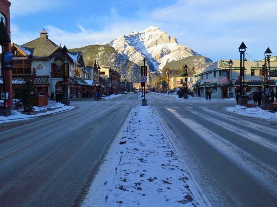 Banff-Norquay